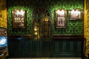 Sideways Irish Pub